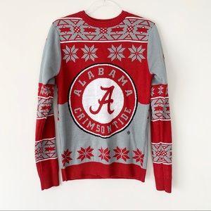 Alabama Crimson Tide Ugly Holiday Sweater